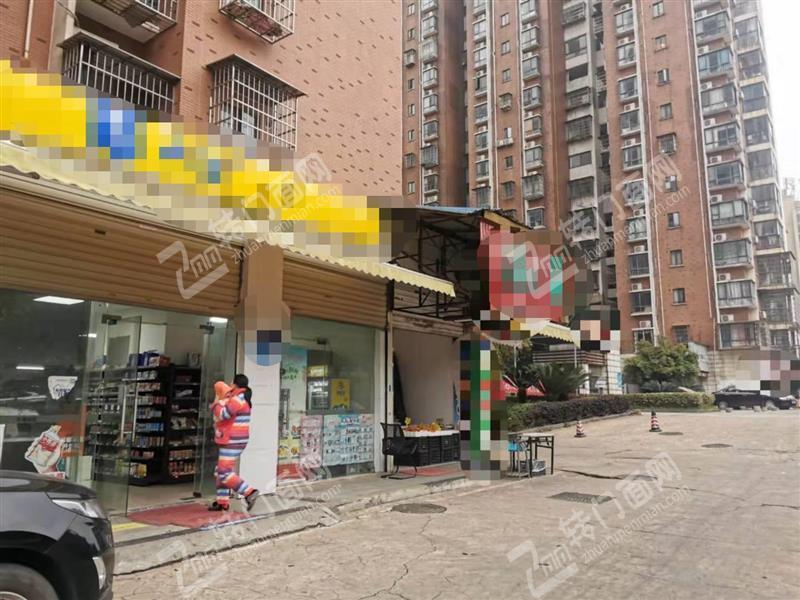 急转成熟小区大门口90平米连锁超市