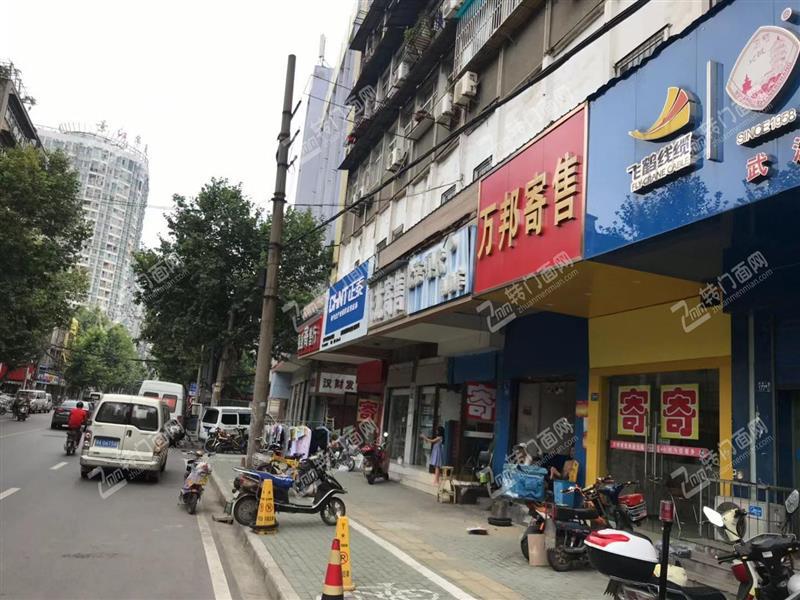 N江汉自治街万能门面直租,重油烟除外