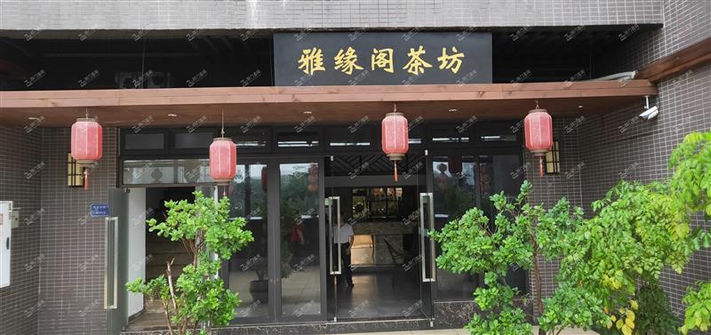 W九龙坡巴国城商业临街茶楼门面整体打包低价转让