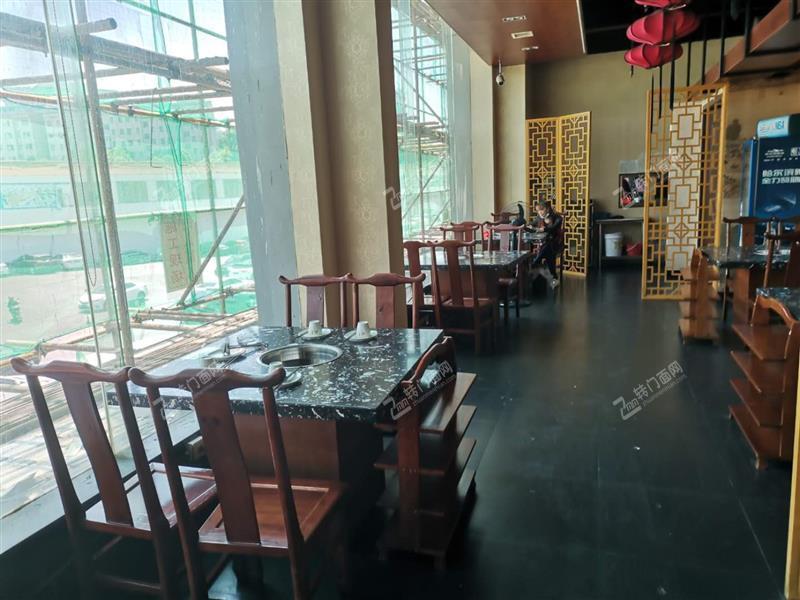 急转广电中心多年独家270平大型火锅店