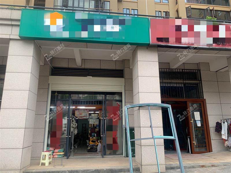 省政府商圈54㎡临街旺铺空转(带阁楼)