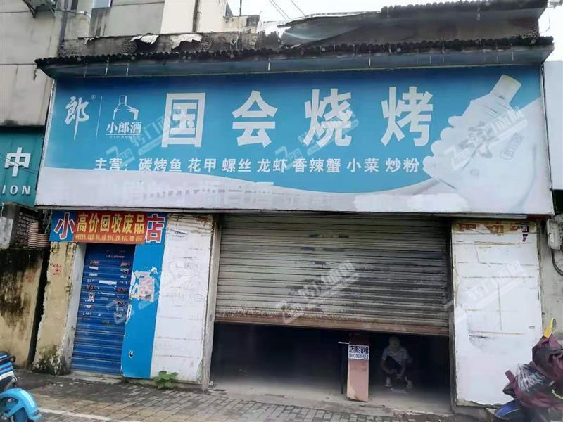 西湖区桃苑街边店面招租